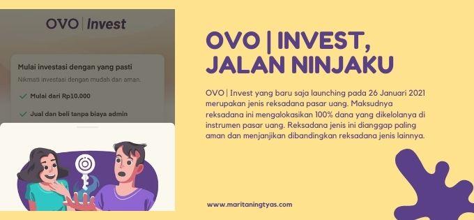 OVO Invest, jalan ninjaku
