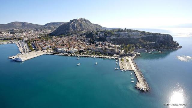 20 εκτ. ευρώ για έργα σε λιμάνια 81 περιοχών μεταξύ των οποίων και το Ναύπλιο