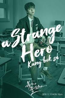 My Strange Hero K-Drama