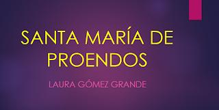 TRABALLO  DE  LAURA  GÓMEZ GRANDE