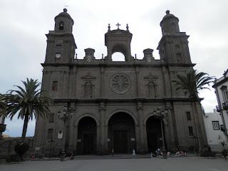 Gran Canaria 2015 chiesa