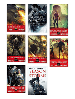 Serial Novel The Witcher