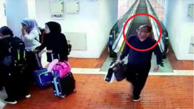 Tertangkap CCTV Bandara Soetta Pria Diduga Harun Masiku PDIP, Siapa Berbohong?