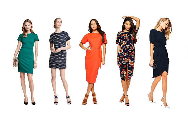 Spring/Summer Capsule Wardrobe: Five Dresses for Work from Honey and Smoke Studio