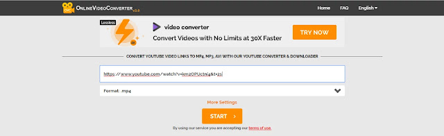 Cara Download Video Dari onlinevideoconverter.com #1