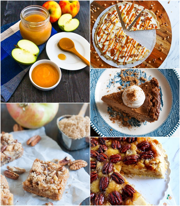 5 Awesome Apple Recipes for Fall