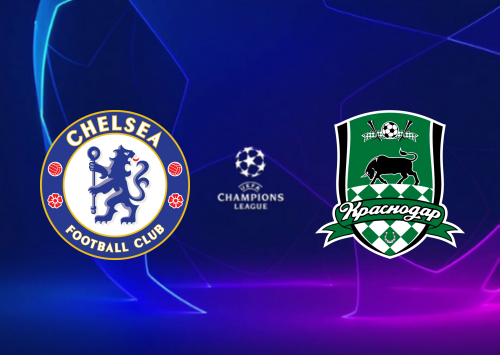 Chelsea vs Krasnodar -Highlights 08 December 2020