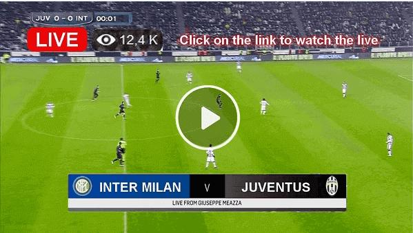 مشاهدة مباراة يوفنتوس وانتر ميلان بث مباشر اليوم 02/02/2021 في كأس إيطاليا