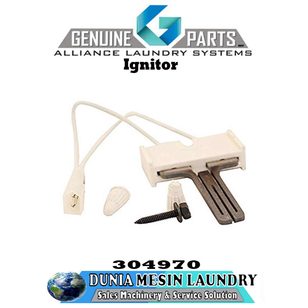 SPARE PARTS WHIRLPOOL, Ignitor Original Genuine Parts Alliance Laundry System.