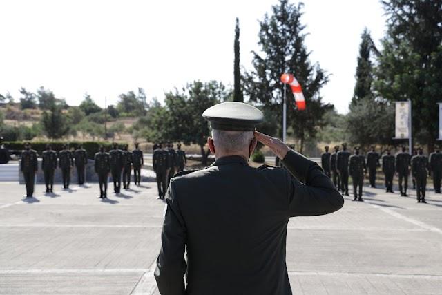 ΓΕΕΦ: Τελετή Διαβεβαίωσης Νέων Αξιωματικών Τάξης 2021 (ΦΩΤΟ)