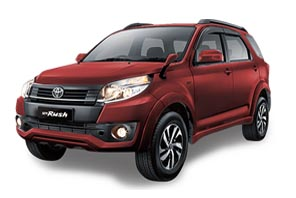 Toyota Rush - Bali Jaya Trans