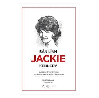 Bản Lĩnh Jackie Kennedy ebook PDF-EPUB-AWZ3-PRC-MOBI