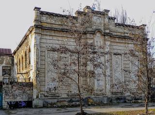 Миколаїв. Колишня синагога. 1822 р.