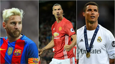 REVEALED!! World's Highest Paid player and is not Messi, Rolando or Ibrahimovic – See How Much He Earns