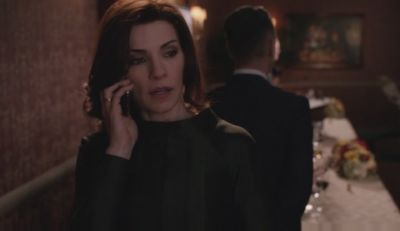 The Good Wife S05E15. Dramatics, Your Honor