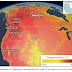 Aquecimento global antropogênico foi responsável pelas extremas ondas de calor nos EUA e Canadá