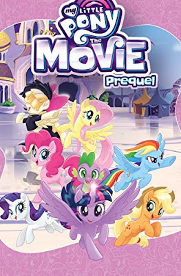 My Little Pony: The Movie Prequel Comic MINI-SERIES Solicited on Amazon!!!