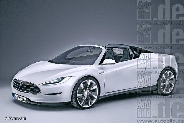 Tesla To Launch 4 New Models By 2018