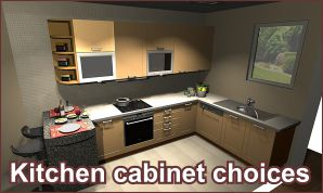 Kitchen Cabinets Choices