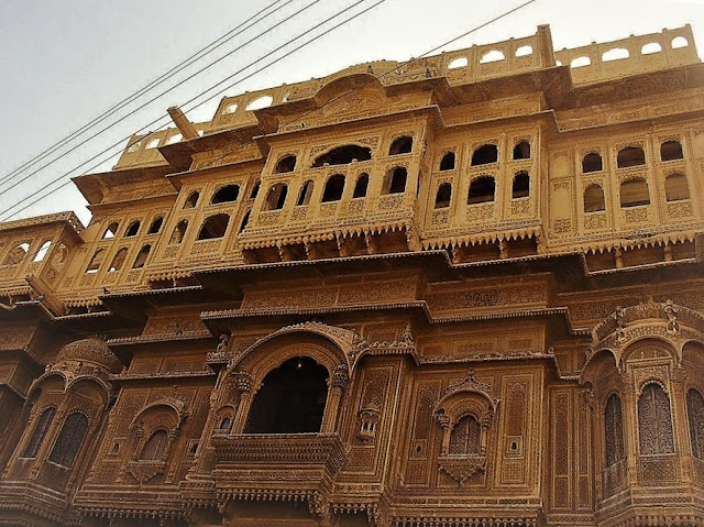 Plalce to explore in Jaisalmer Rajasthan