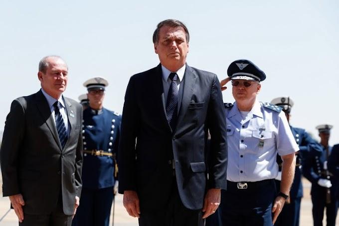"""Bolsonaro assusta a imprensa e governadores; troca """"Generais"""" e comandos do Sul, Sudeste e Oeste"""