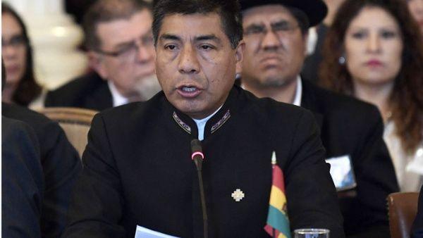 Bolivia y Nicaragua rechazan ante la OEA intervención en asuntos internos de Venezuela