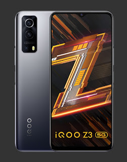 iQOO Z3 5G full specifications