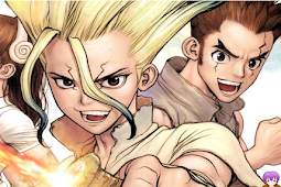 Review Keseruan Anime Dr Stone Dracoon 2019