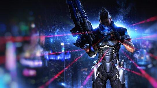 تحميل ملف Apk لعبة Cyber Hunter الاصدار الجديد 2021