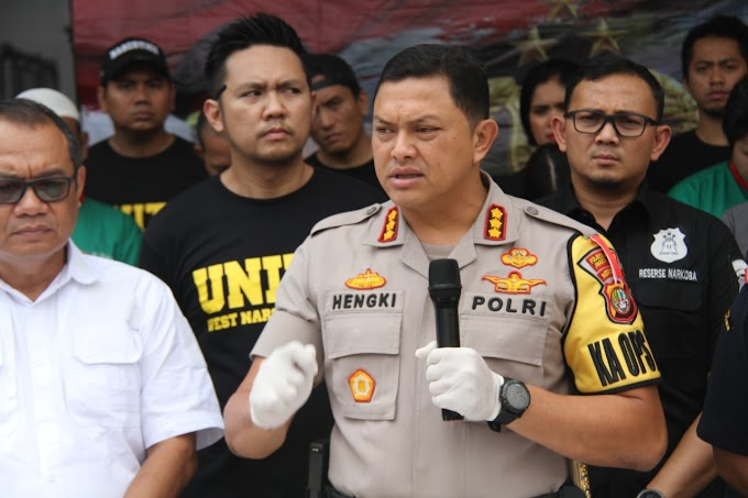Kombes Hengki : Tidak Ada Tempat Untuk Aksi Premanisme Di  Jakarta Barat