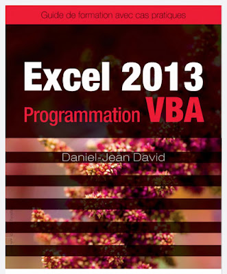 [FREE EBOOK PDF]Excel 2013 : Programmation VBA by Daniel-Jean David