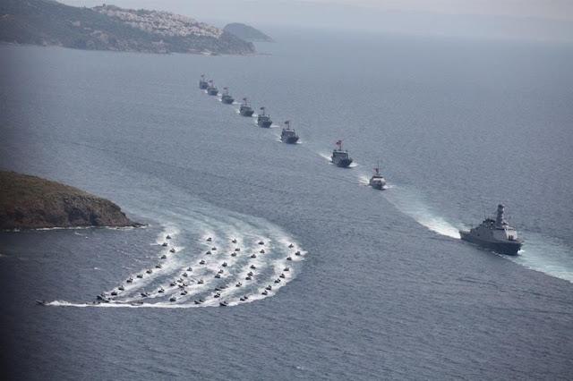 Ο ρόλος της Τουρκίας στη Μεσόγειο – Πού μπορεί να φτάσει
