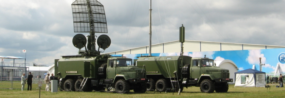 Іскра пропонує створити станцію радіотехнічної розвідки, що буде краща за Кольчугу