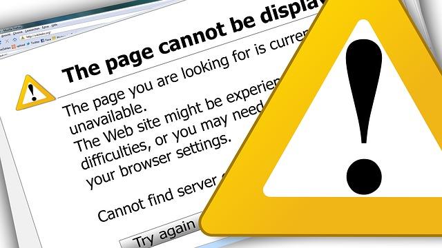 Jenis jenis error dan cara dan mengatasi tidak bisa login pada E-nofa