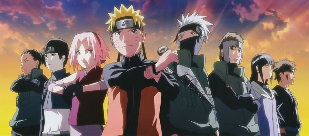 Anime Naruto Shippuden - 7ª Temporada Dublado para download via