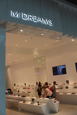 M Dreams Store Pacific Fair