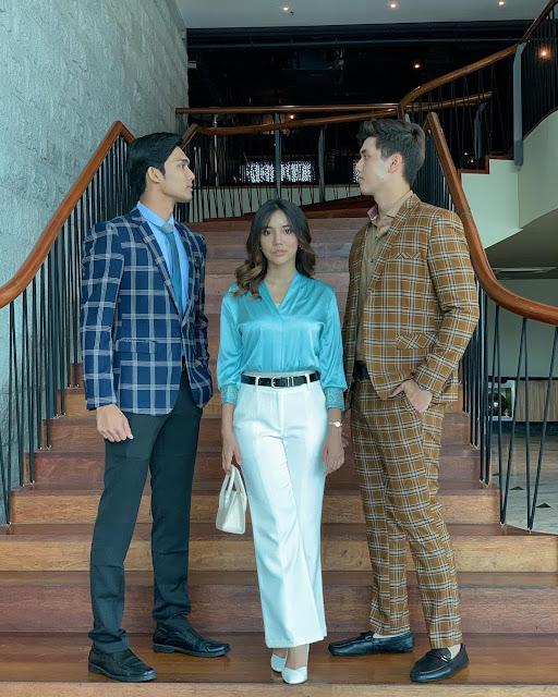 Saksikan Drama Bidadari Salju Di TV3 (Slot Akasia) Dan Melalui Aplikasi WeTV