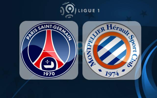 Resultado de imagen para Paris Saint-Germain vs Montpellier