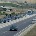 Και κλασικά....Κυκλοφοριακή συμφόρηση στην επιστροφή από Χαλκιδική για Θεσσαλονίκη