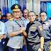 Ketua Umum Senkom Mitra Polri Hadiri Sertijab Beberapa Perwira Tinggi Polri