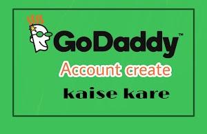 Godaddy Account Create Kaise Kare Domain Buy Karne Ke Liye