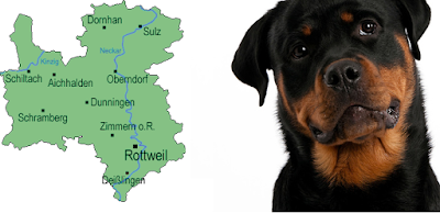 Rottweil, Germany Rottweilers
