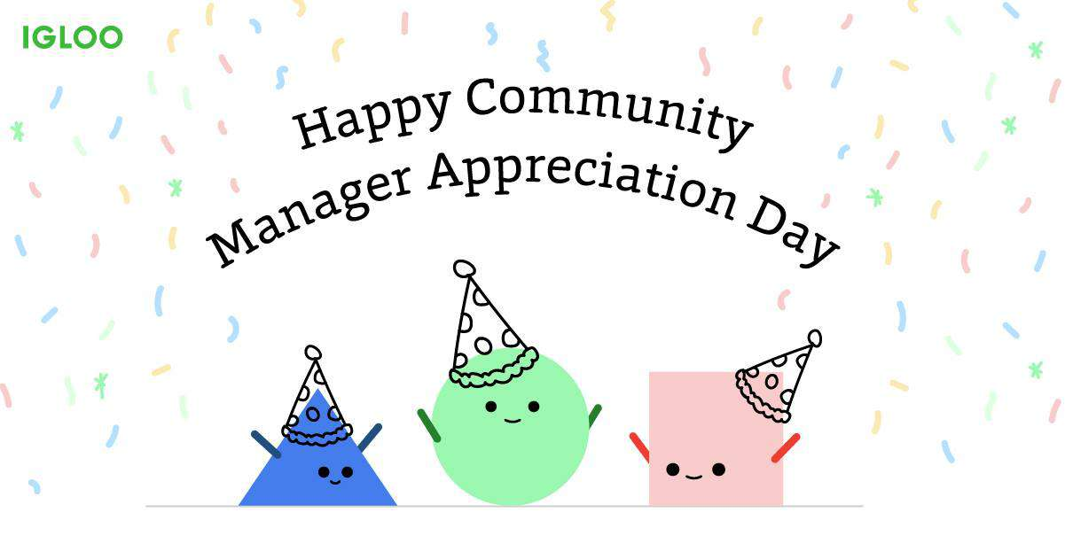 Community Manager Appreciation Day Wishes Awesome Picture