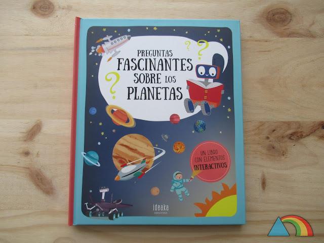 Portada del libro Preguntas fascinantes sobre los planetas
