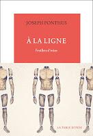 Joseph Ponthus À la ligne feuillets d'usine La Table Ronde folio