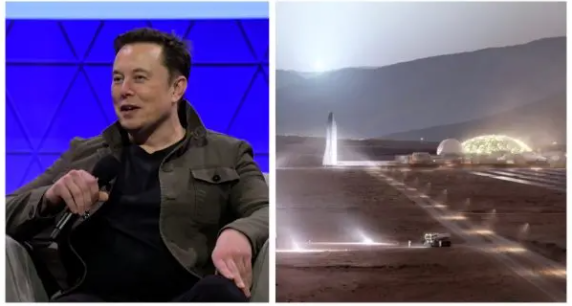 Elon Musk Clubhouse: Talks about what will happen when humans move to Mars