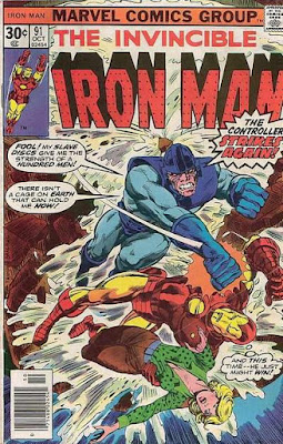 Iron Man #91, the Controller