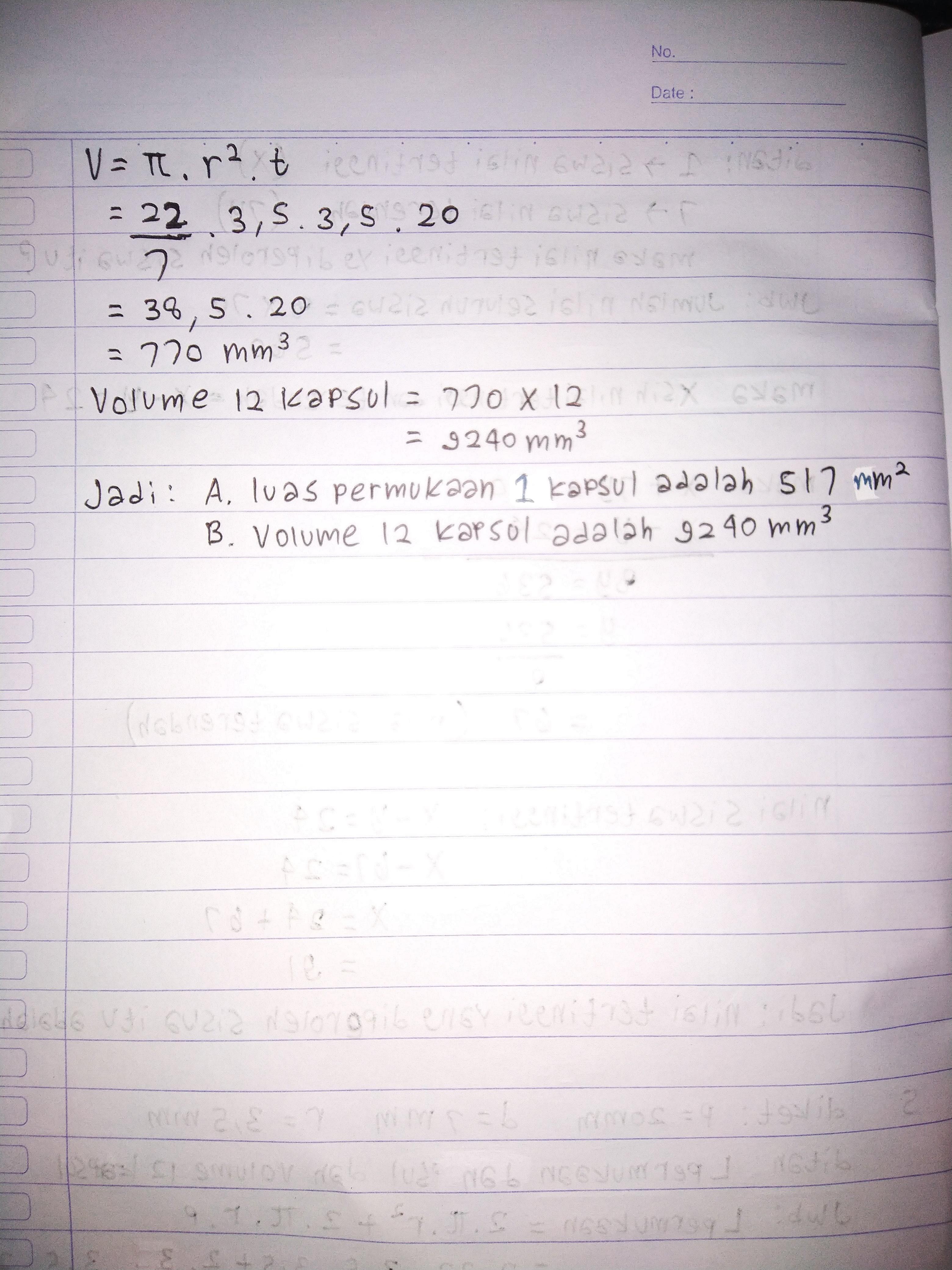 Pembahasan matematika kelas 9 bab deskriminan