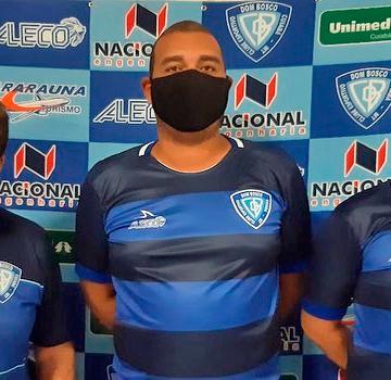 Dom Bosco anuncia demissão de Hugo Alcântara