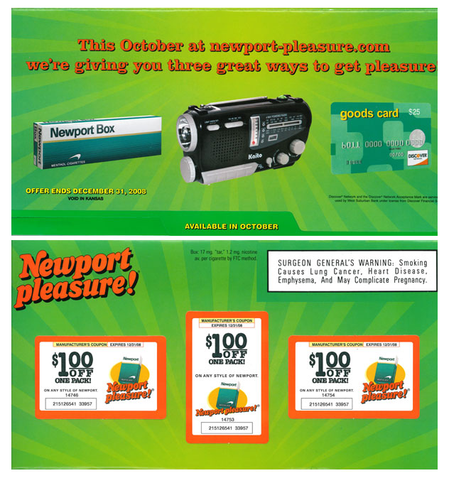 picture relating to Newports Cigarettes Coupons Printable named Newport cigarette discount codes printable / Chase coupon 125 revenue